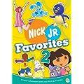 Nick Jr Favorites DVD