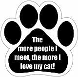 E&S Pets 13125-178 Dog Car Magnet