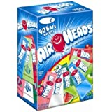Air Heads Candy Taffy 90 Count Variety Box Assortment