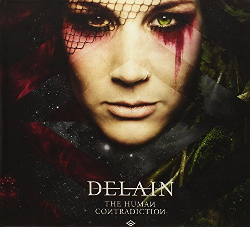 Delain - Human Contradiction (2xcd) - Zortam Music
