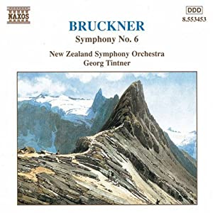 Bruckner: Symphony No. 6 in A major - Georg Tintner