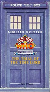 Doctor Who - The Trial of a Time Lord [VHS]