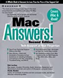 Mac Answers! (0072123990) by Levitus, Bob