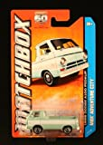 1966 DODGE A100 PICKUP * MBX ADVENTURE CITY * 60th Anniversary Matchbox 2013 Basic Die-Cast Vehicle (#11 of 120)