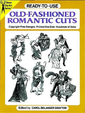Ready-to-Use Old-Fashioned Romantic Cuts (Dover Clip-Art Series) PDF