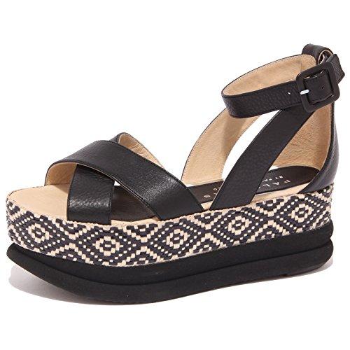8928P sandalo PALOMITAS BY PALOMA BARCELO nero scarpa donna sandal woman [36]