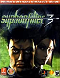 img - for Syphon Filter 3: Prima's Official Strategy Guide book / textbook / text book
