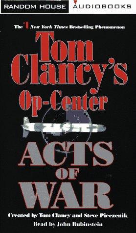 Tom Clancy's Op-Center: Acts of War, Tom Clancy