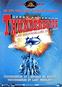 Thunderbirds - Les films [Édition Collector]