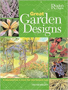 Great garden designs tim newbury 9780762105885 amazon for Garden design books