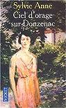 Ciel d'orage sur Donzenac par Anne