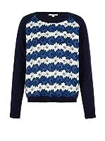 Uttam Boutique Jersey (Azul / Blanco)