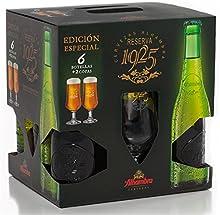 Alhambra Reserva 1925 - Cerveza Botella 330 ml (Pack de 6) Total: 1980 ml