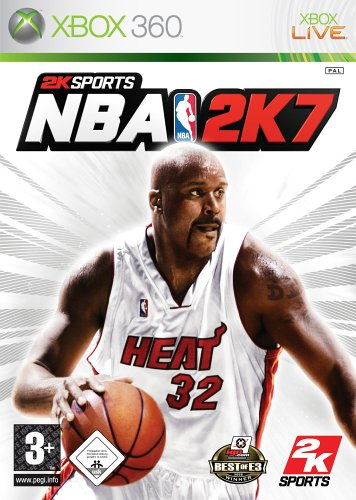 Games NBA 2K7