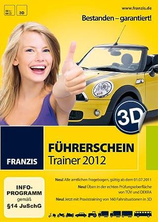 3D Führerschein-Trainer 2012