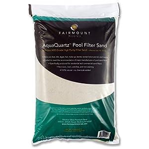 Amazon Com Pool Filter Sand 20 Grade Silica Sand 50