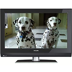 """Philips USA 32"""" Widescreen HDTV LCD TV with Pixel Plus 3"""