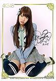 【トレーディングカード】《AKB48 トレーディングコレクション Part2》 永尾まりや ノーマルキラカード サイン入り akb482-r059 トレカ