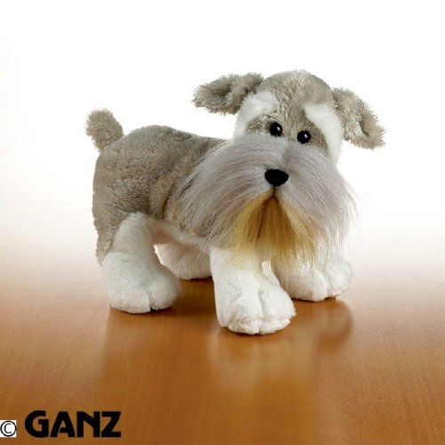 Webkinz Schnauzer with Trading Cards - 1