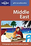 img - for Middle East Lonely Planet Phrasebook by Lonely Planet,2007] (Paperback) book / textbook / text book