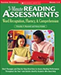 3-Minute Reading Assessments: Word Re...