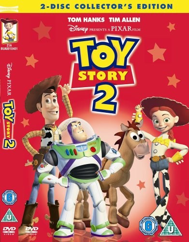 Toy Story 2 (2 Disc Collector's Edition) [1999] [DVD]