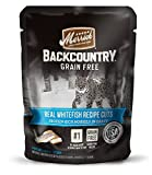 Merrick Backcountry Real Whitefish Recipe Cuts