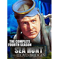 Sea Hunt: Season 4 - Digitally Remastered