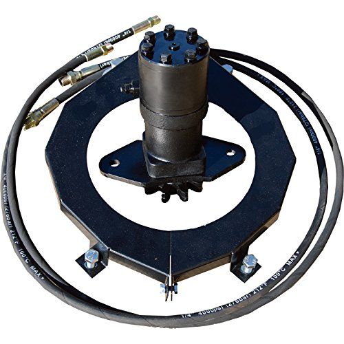 Schweiss Lawn Mower Parts : Video review nortrac hydraulic chute rotation motor for