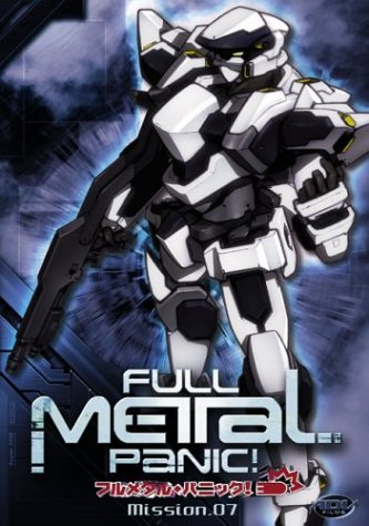 Full Metal Panic! - Mission 07