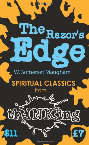 Cover of The Razor's Edge (thINKing Classics)