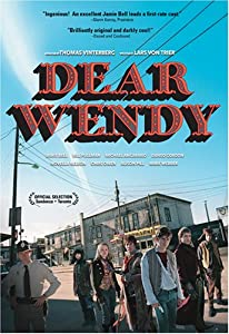 "Cover of ""Dear Wendy"""