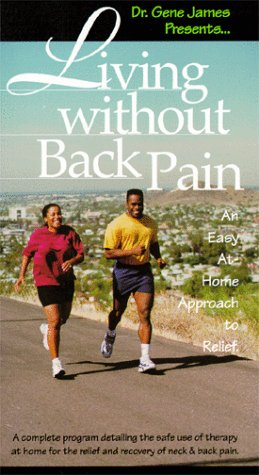 Living Without Back Pain [VHS]