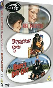 Mrs Doubtfire/Dunston Checks In/Baby's Day Out [DVD] [1994]
