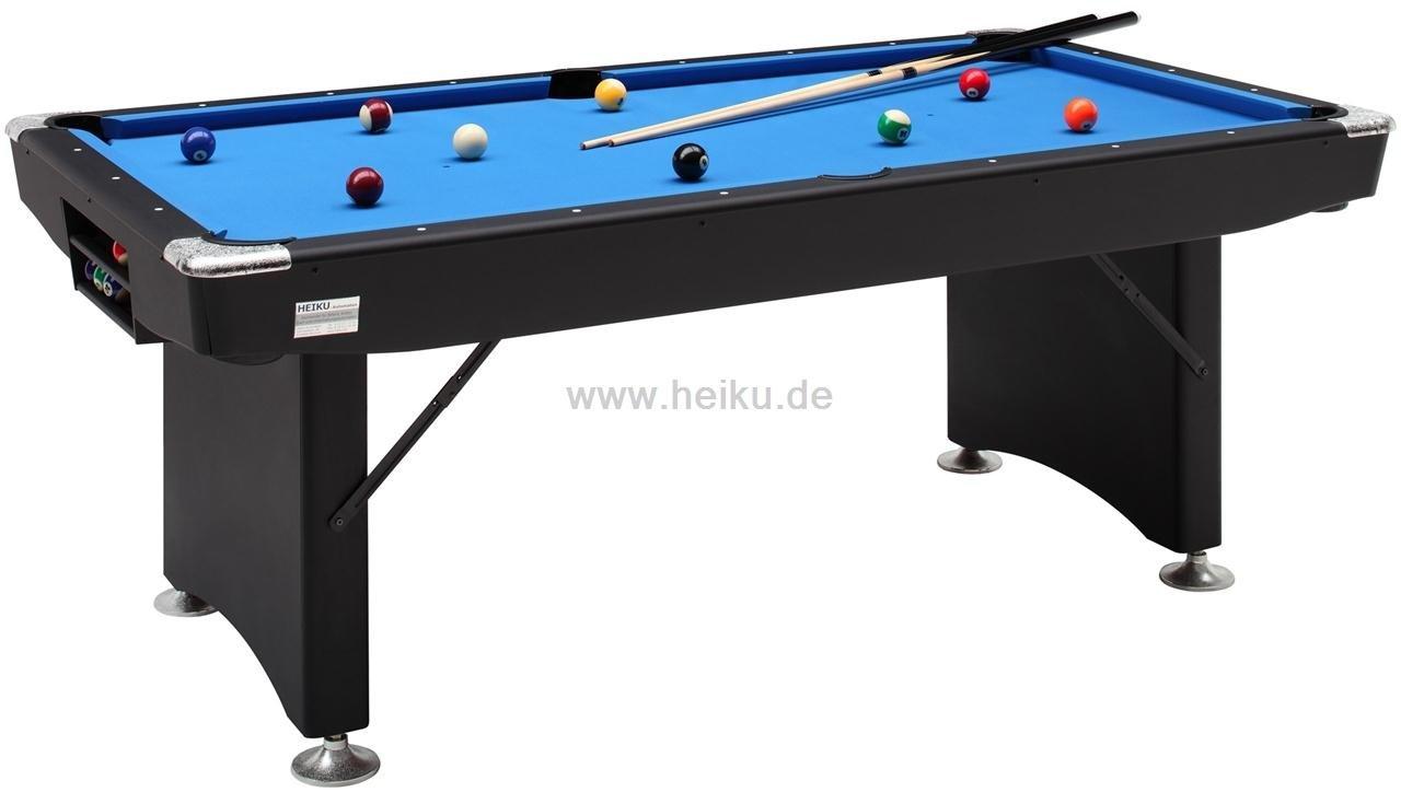 Heiku Sport Billardtisch Pool Junior 188