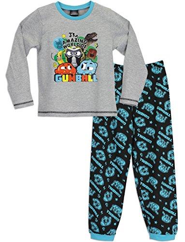 Cartoon Network Boys' The Amazing World of Gumball Pajamas