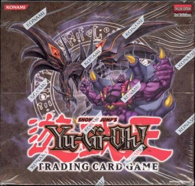 Buy Yu Gi Oh! Dragon's Roar & Zombie Madness Structure Deck Box