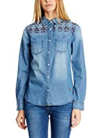 Pepe Jeans London Camisa Vaquera Andie (Denim)