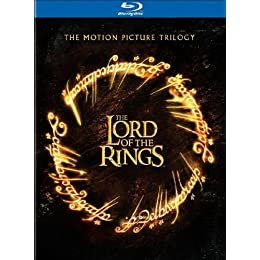 The Lord of the Rings: The Motion Picture Trilogy (6 Discs) (Blu-ray) $7.99