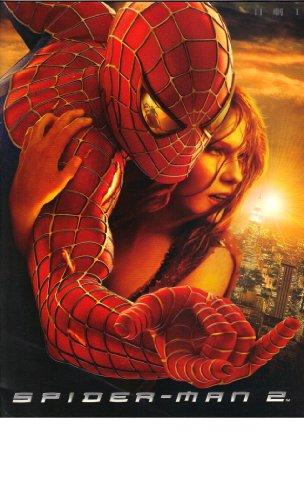 映画パンフレット 「スパイダーマン2」 監督 サム・ライミ 出演 トビー・マグワイア キルスティン・ダンスト