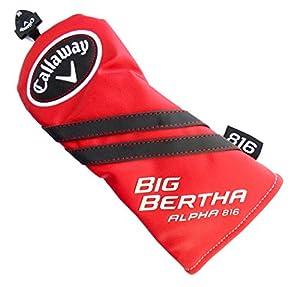 NEW Callaway Big Bertha Alpha 816 Fairway Wood Headcover