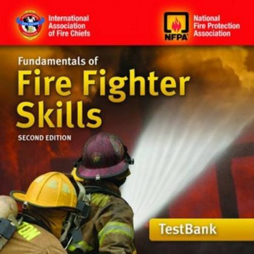 Fundamentals of Fire Fighter Skills: Instructor's Textbank