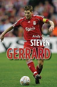 Steven Gerrard Gr8reads by Barrington Stoke
