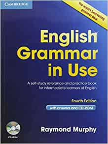 Amazon.fr - English Grammar in Use with Answers and CD-ROM: A Self-Study Reference and Practice