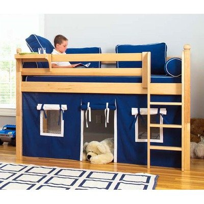 Low Bunk Beds For Kids 6645 front
