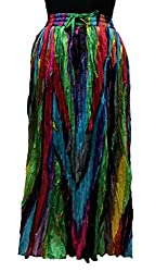 COTTON BREEZE Women's Cotton Skirt(Fp277)