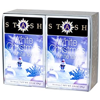 White Christmas Tea Boxed Set