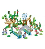 Woodland Connectagons® 97-Piece Set