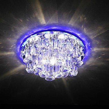 Mini Flush Mount The Plum Blossom Crystal Light Led Fashion Modern
