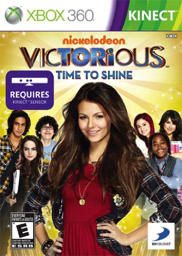 Victorious: Time to Shine - Xbox 360 - 1